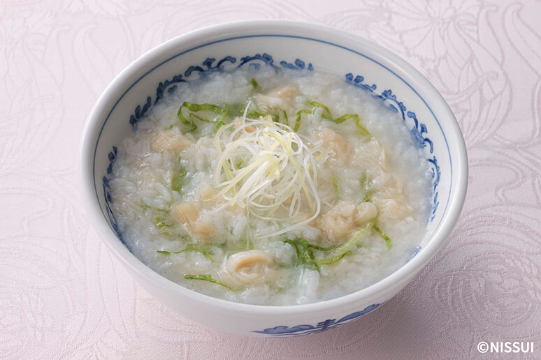 中華 粥 レシピ