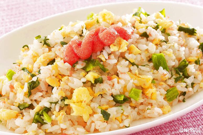 明太子 レシピ