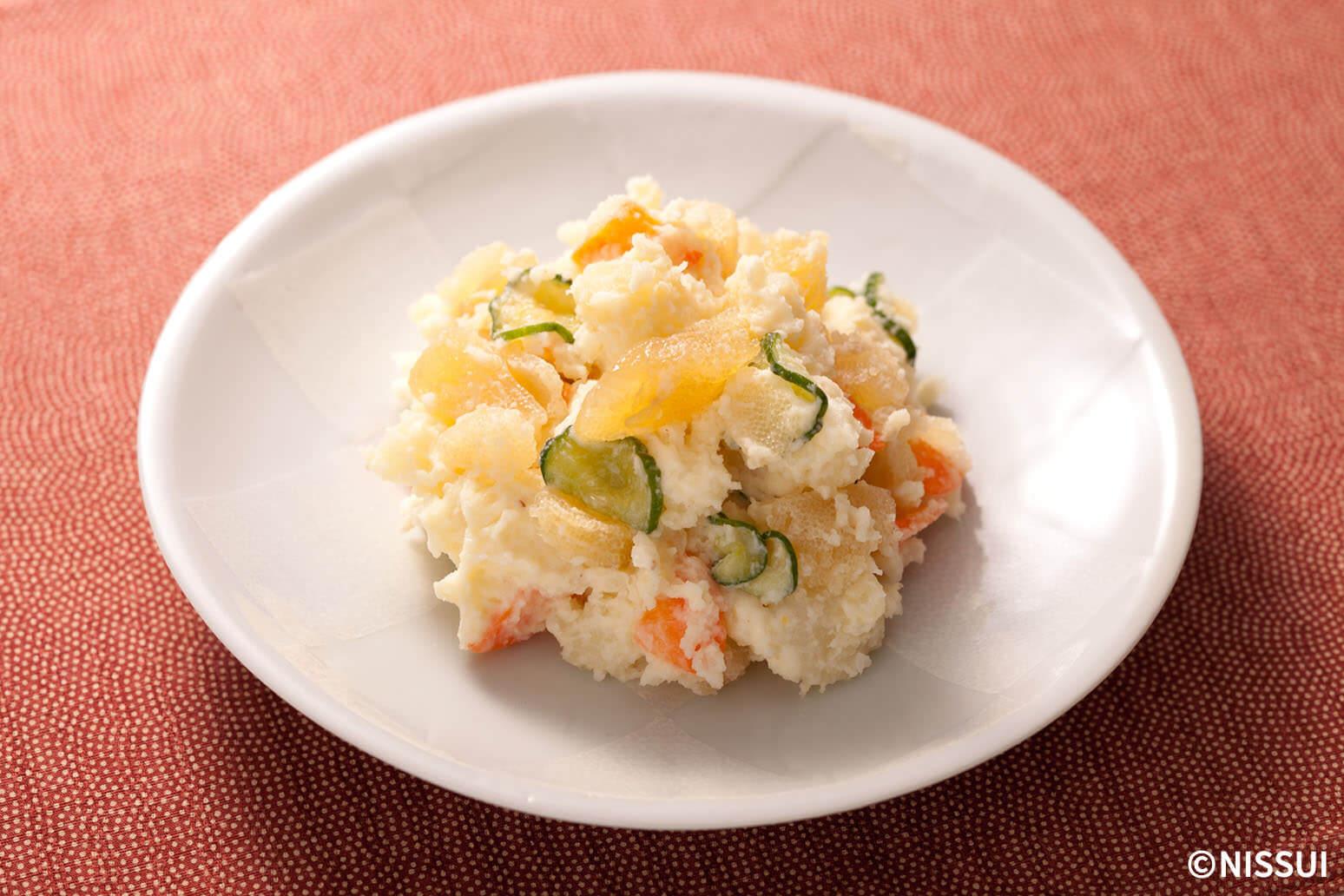 サラダ 作り方 ポテト
