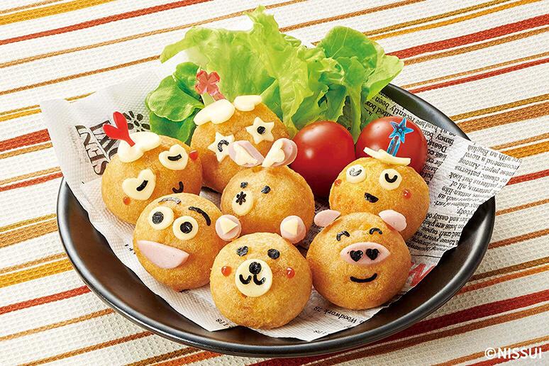 アメリカン ドッグ レシピ